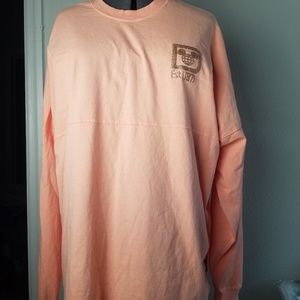 Walt Disney World Rose Gold Spirit Jersey NEW